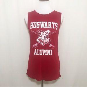 Harry Potter Quidditch Hogwarts Alumni Tank